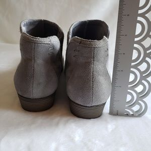 Maurices Shoes - Maurices Gray Booties